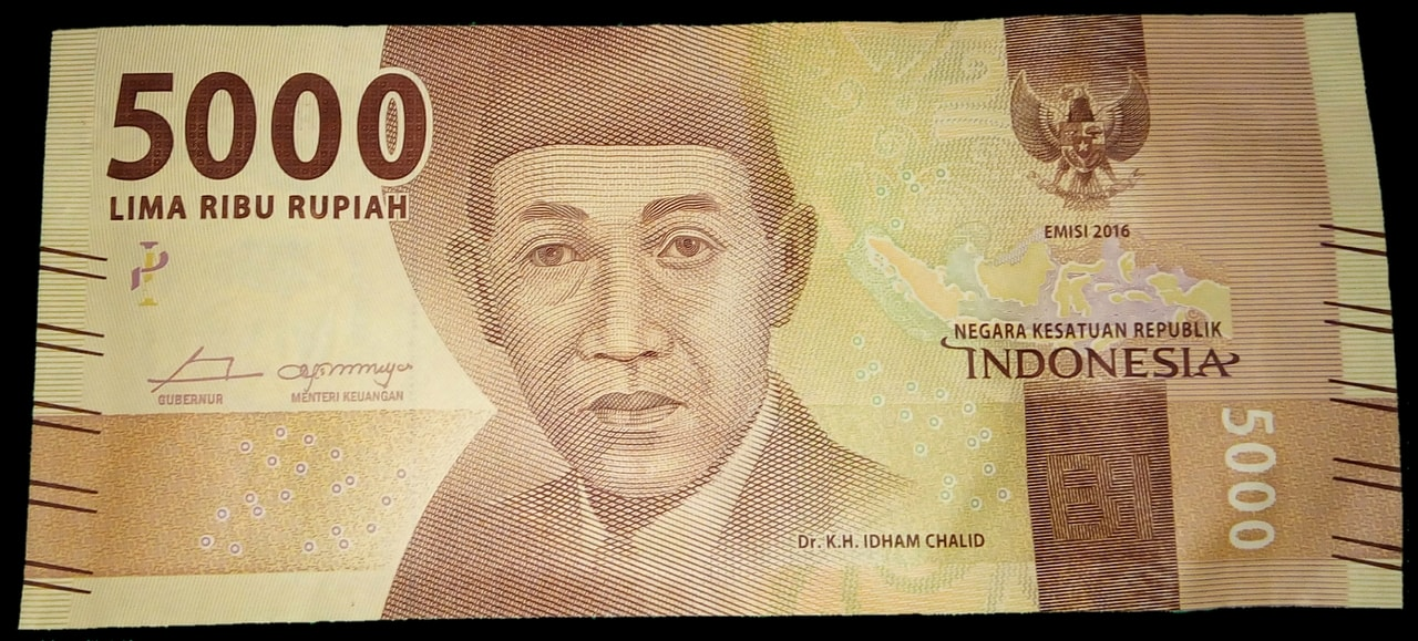 Indonesische Rupie (INR)